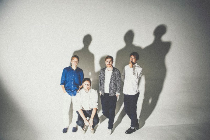 Django Django announce new album 'Marble Skies'.
