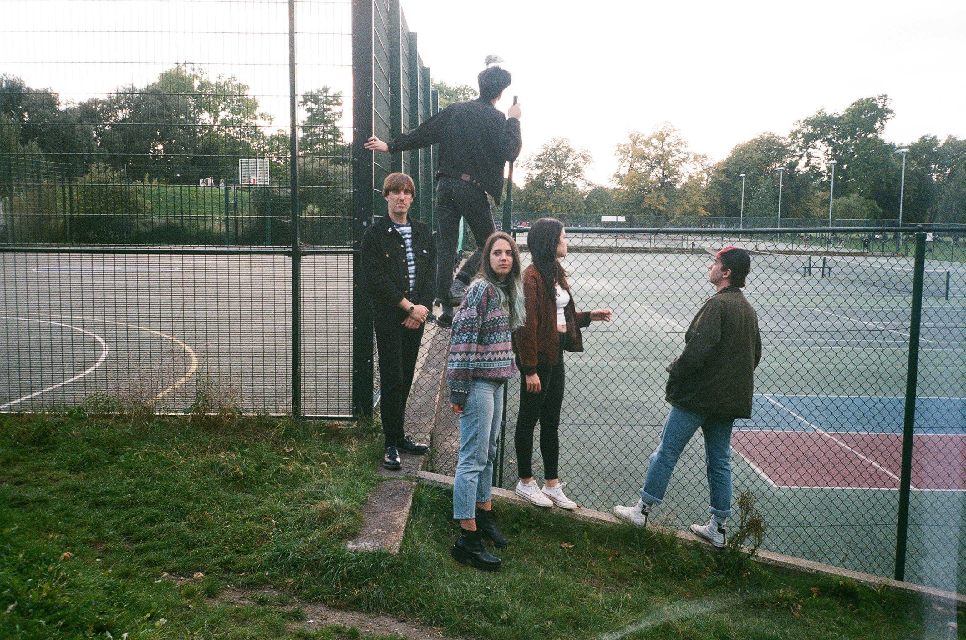 """""""Ugly Strangers"""" by Average Sex is Northern Transmissions' 'Song of the Day'."""