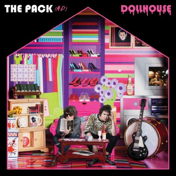 'Dollhouse' by The Pack A.D.: Our review finds The Pack A.D.