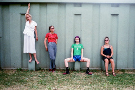 """Goat Girl release new single and video for """"Cracker Drool"""""""