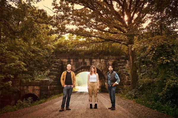 "Rural Alberta Advantage debut new single ""Toughen Up"""