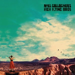 Noel Gallagher's High Flying Birds come roaring on our review 'Who Built The Moon?' as they easily overshadow some minor blemishes.