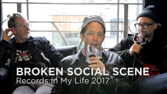 Broken Social Scene recently guested on 'Records In My Life'. The band had a great time and talked many great albums.