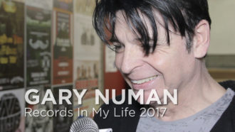 Gary Numan guests on 'Records In My Life'