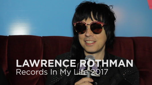 Lawrence Rothman guests on 'Records In My Life'