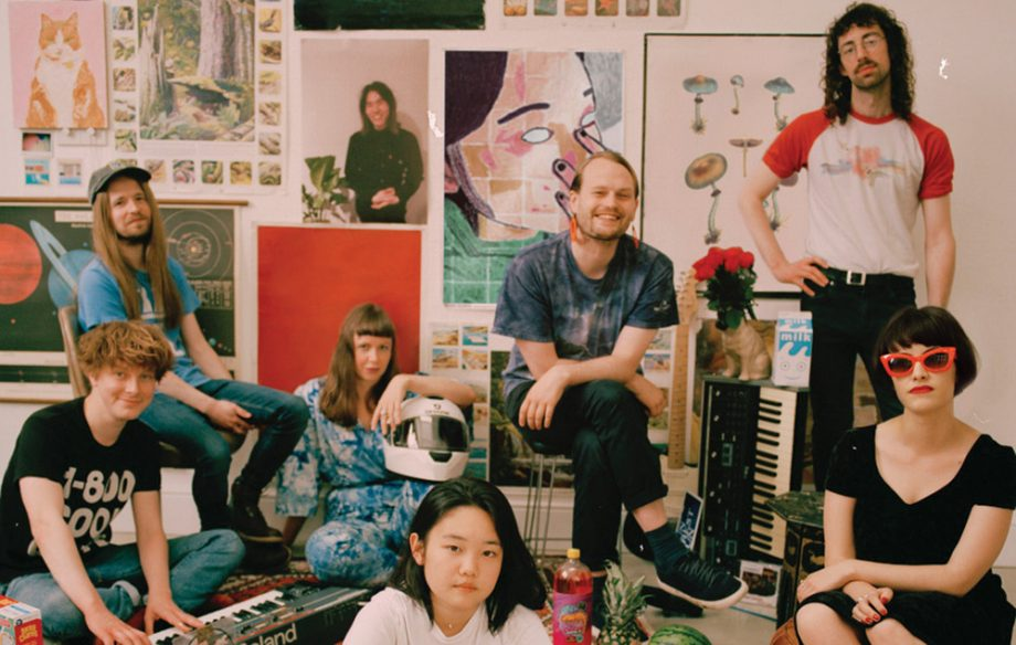 Superorganism announce new tour dates