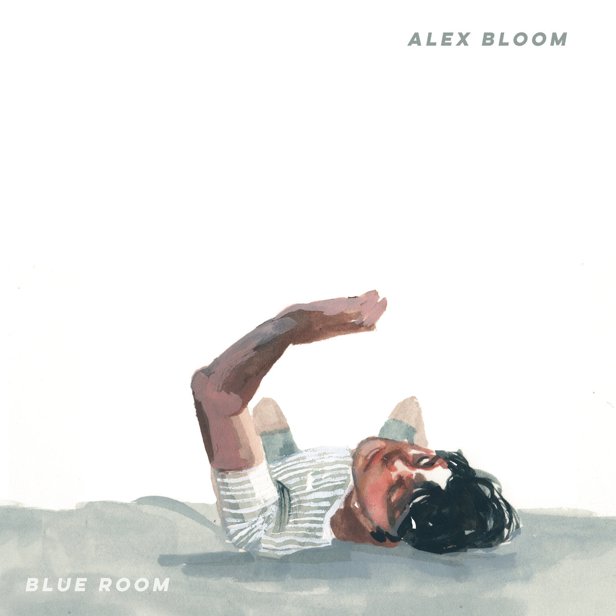 'Blue Room' by Alex Bloom, album review by Beth Andralojc