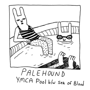 "Palehound announces 'YMCA Pool' 7"", shares new single ""Sea of Blood"""