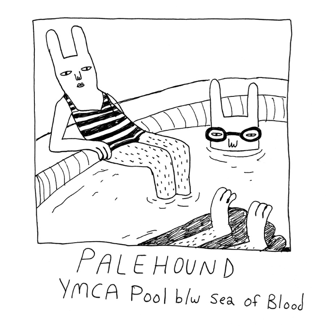 """Palehound announces 'YMCA Pool' 7"""", shares new single """"Sea of Blood"""""""