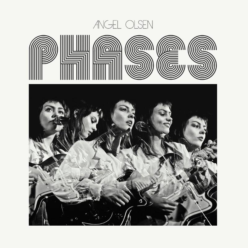 "Angel Olsen releases new single ""Sans"", ahead of album release."