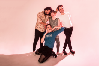 """Hot Topic"" by Fits is Northern Transmissions' 'Song of the Day'"