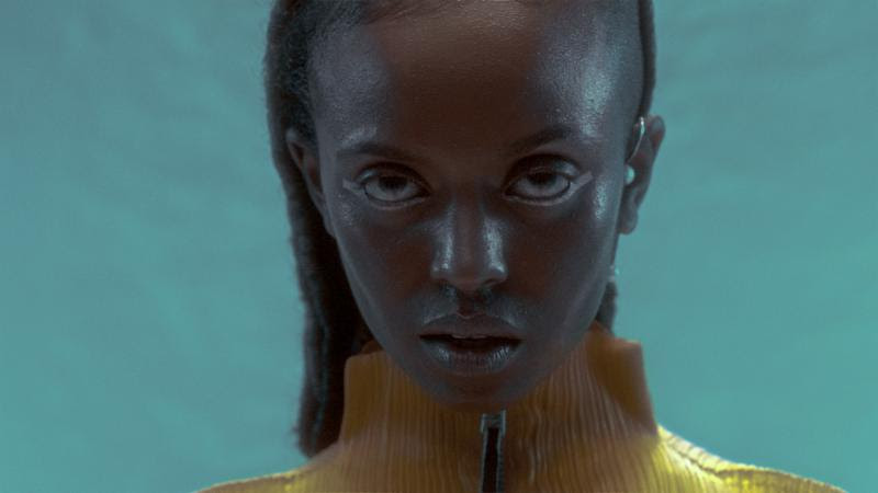 "Kelela releases new video for ""Blue Light"""