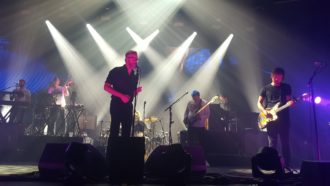 The National by Stewart Wiseman