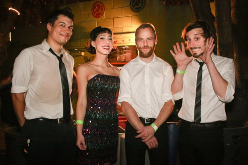 """""""Leg"""" by The Octopus Project, is Northern Transmissions' 'Song of the Day'"""