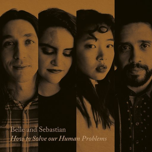 Our review of's Belle & Sebastian  'How To Solve Our Human