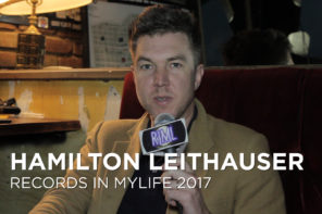 Hamilton Leithauser guested on the December November 14th episode of 'Records In My Life' the solo artist, member of The Walkmen, Hamilton Leithauser + Rostam, talked about his and his kid's favourite albums