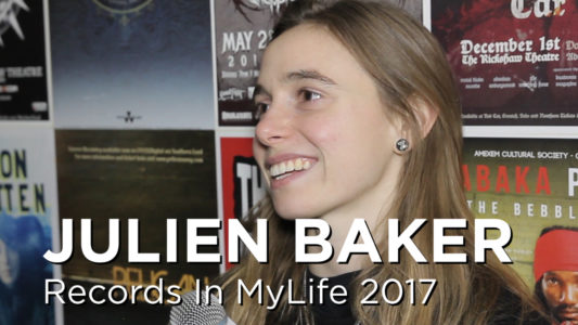 Julien Baker guests on 'Records In My Life'.