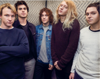 "The Orwells release two new singles ""Vanilla"" and ""What's So Entertaining."""
