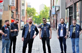 "Sam Coffey & The Iron Lungs release music video for song ""Tough"""