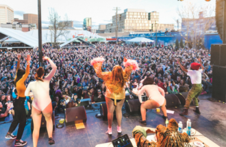 Treefort Music Fest 2018 announces initial lineup