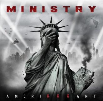 MINISTRY announces new album AmeriKKKant