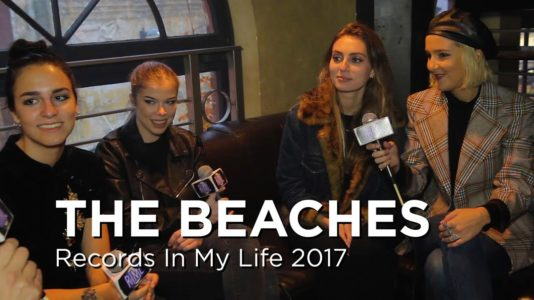 The Beaches guest on 'Records In My Life'