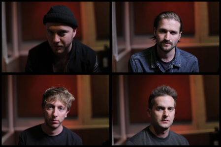 Wild Beasts announce last album 'Last Night All My Dreams Came True'