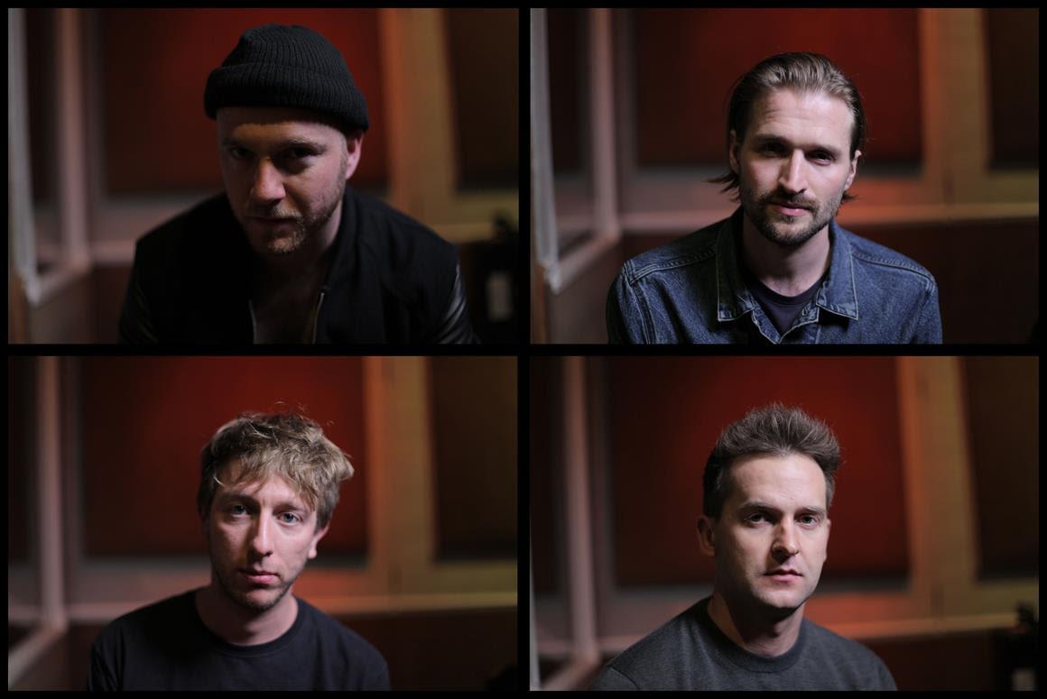 Wild Beasts announce last album 'Last Night All My Dreams Came True'