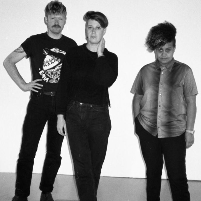 Shopping stream their new album 'The Official Body'