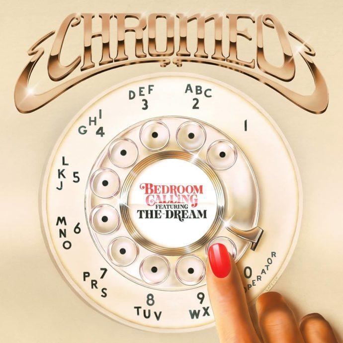 "Chromeo debuts new single ""Bedroom Calling"""