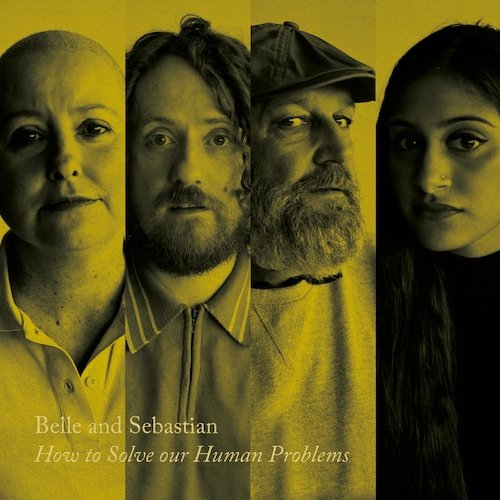 Review of 'How To Solve Our Human Problems - Part 2' by Belle & Sebastian