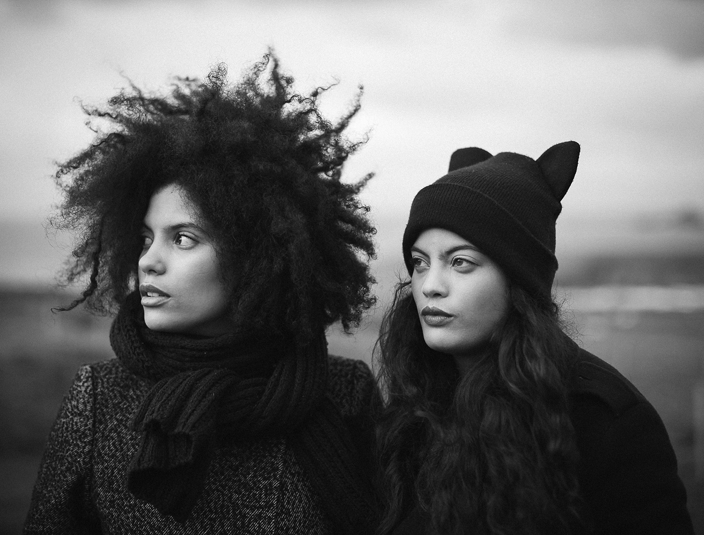 """""""Me Voy"""" Ibeyi feat. Mala Rodriguez"""" remixed by King Doudou, is Northern Transmissions' 'Song of the Day'"""