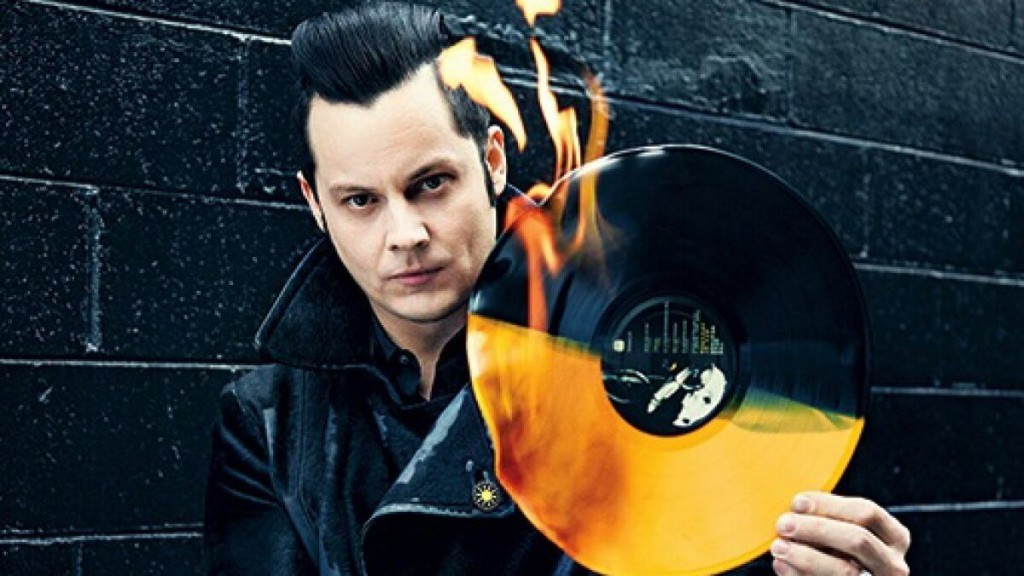 "Today, Jack White has released ""Connected by Love,"""