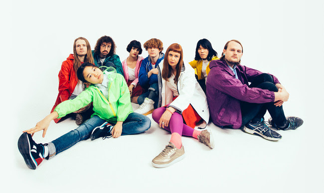Superorganism release video and live dates
