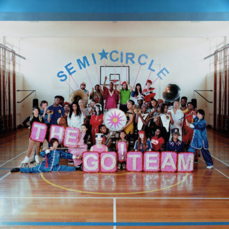 Review of 'Semicircle' by The Go! Team: The Go! Team hit the mark on 'Semicircle