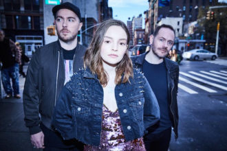 CHVRCHES Release First New Single in Two Years