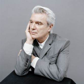 "David Byrne Releases Track ""Everybody's Coming to my House"""