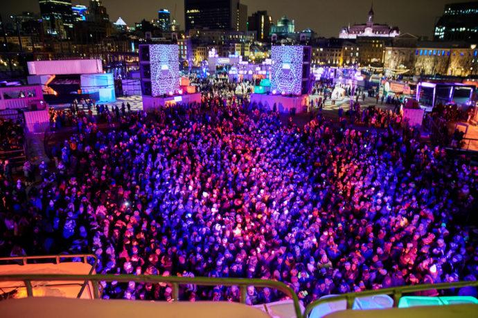 Kaytranada Live At Igloofest 2018 Montreal