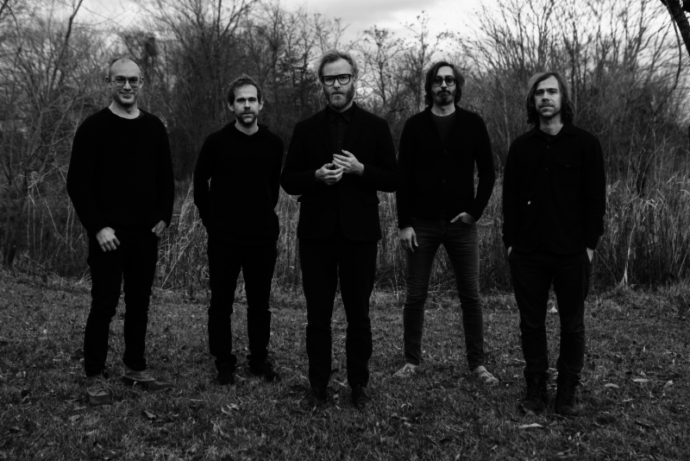 "The National release video for ""Walk It Back"""