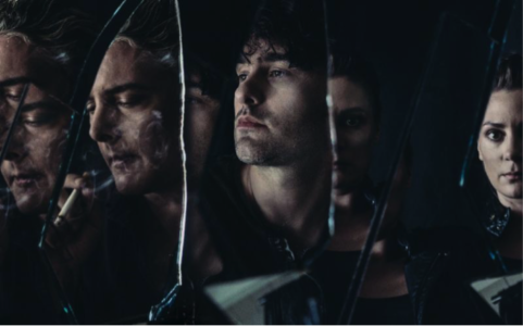 "Black Rebel Motorcycle Club release ""Echo"""
