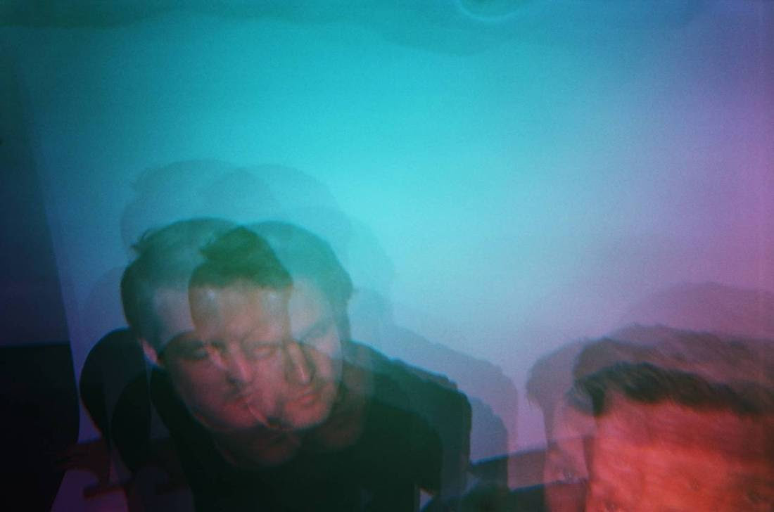 """""""Ice Glitter Gold"""" by Dana Buoy is Northern Transmissions' 'Song of the Day'"""