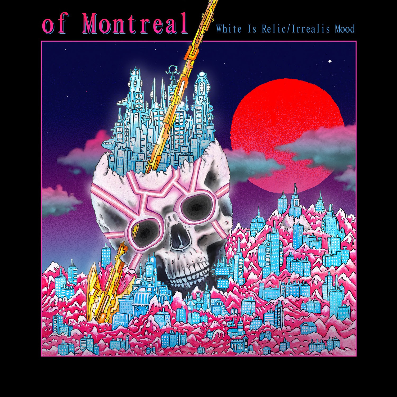 of Montreal share details of new album 'White Is Relic/Irrealis Mood'