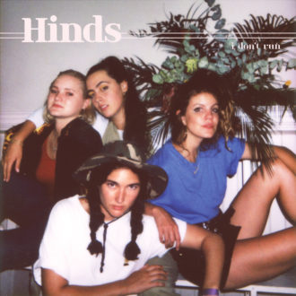 Hinds announce new album 'We Don't Run'