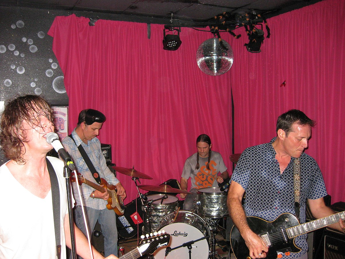 """Hot Snakes return with new single """"Death Camp Fantasy"""""""