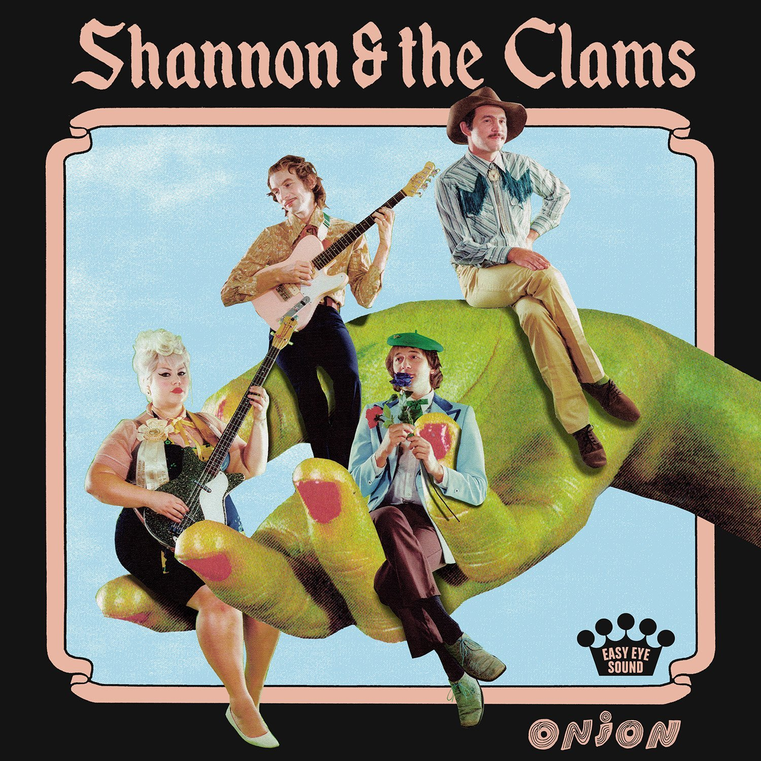 Northern Transmissions' review of 'Onion' by Shannon & The Clams