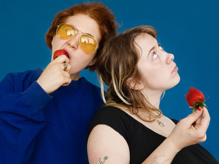 """Picturesong"" by Girlpool is Northern Transmissions' 'Song of the Day'"