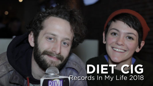Diet Cig Guest on 'Records In My Life',