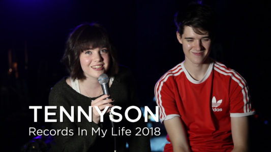 Electronic duo Tennyson guest on 'Records In My Life'