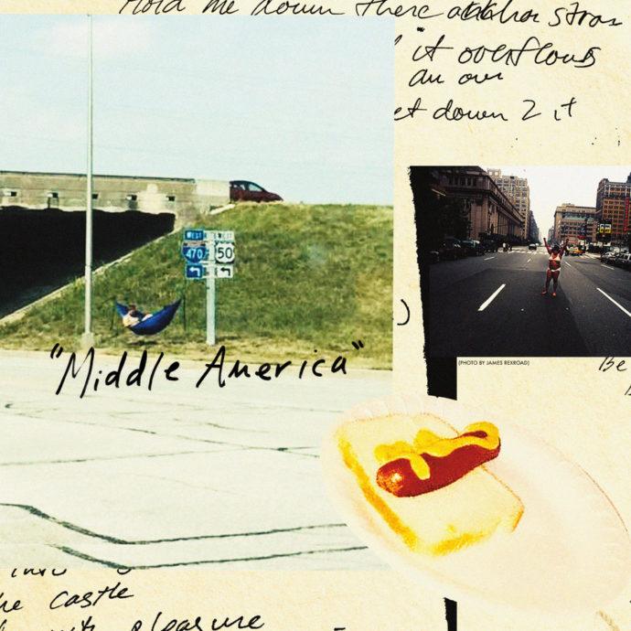 "Stephen Malkmus & the Jicks, listen to the track ""Middle America"""