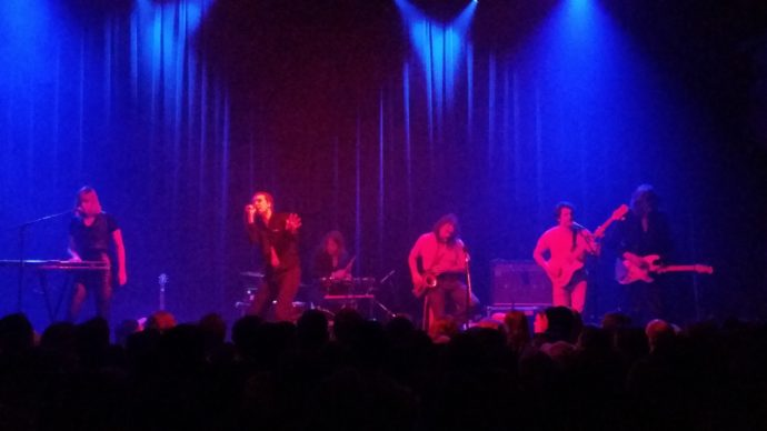 Review of Alex Cameron, Molly Burch, and Jack Ladder live at the Imperial in Vancouver